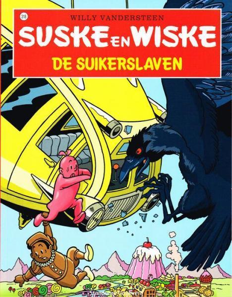 Suske en Wiske 318 De suikerslaven