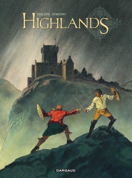Highlands 1 Le portrait d'Amelia