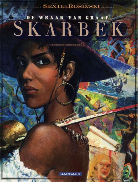 De wraak van graaf Skarbek 2 Een bronzen hart
