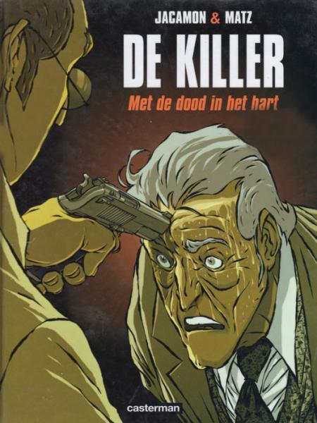 De killer 5 Met de dood in het hart