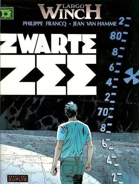 Largo Winch 17 Zwarte Zee