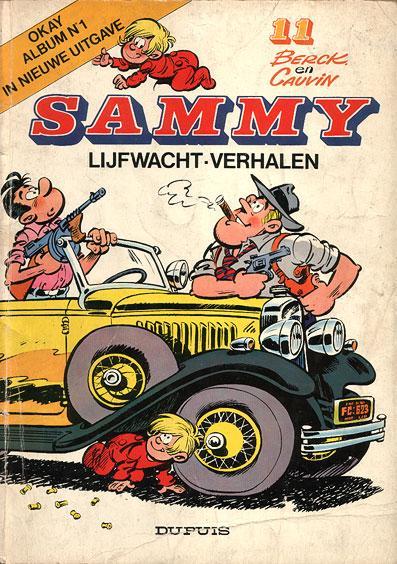 Sammy 11 Lijfwacht-verhalen
