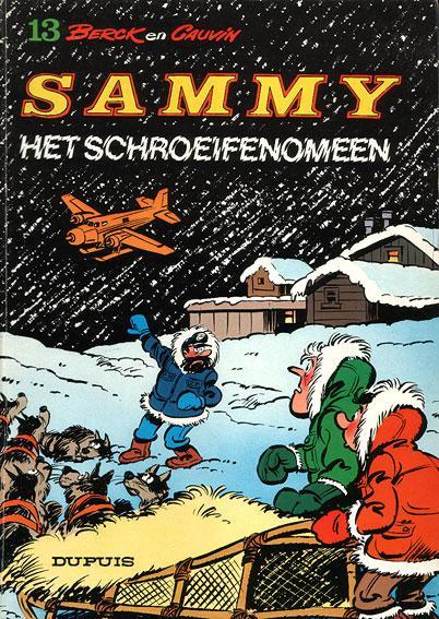 Sammy 13 Het schroeifenomeen