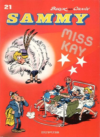 Sammy 21 Miss Kay
