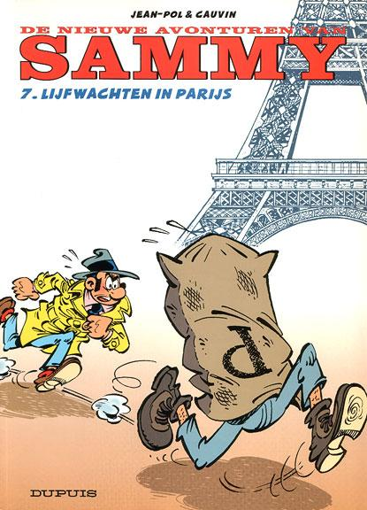 De nieuwe avonturen van Sammy 7 Lijfwachten in Parijs