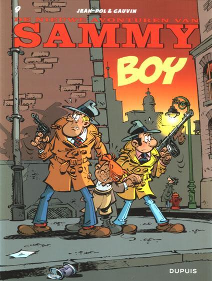 De nieuwe avonturen van Sammy 9 Boy