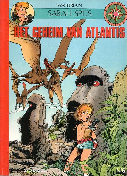 Sarah Spits 6 Het geheim van Atlantis