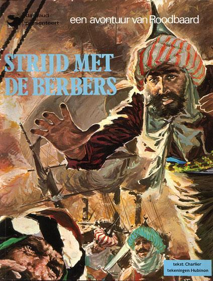 Roodbaard 14 Strijd met de Berbers