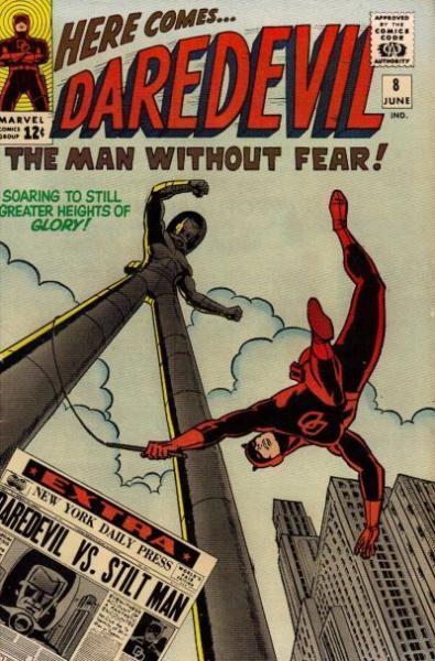 Daredevil 8 The Stiltman Cometh