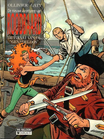 Roodbaard 27 De piraat van de Genadeloos