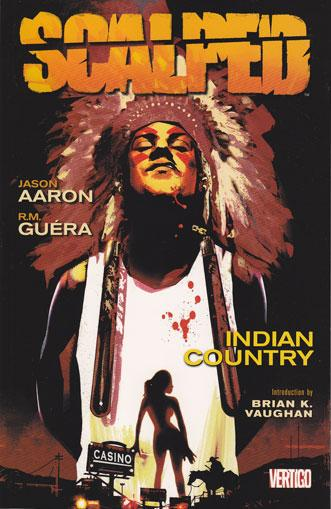 Scalped INT 1 Indian Country