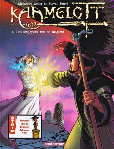 Kaamelott 6 Het strijdperk van de magiërs