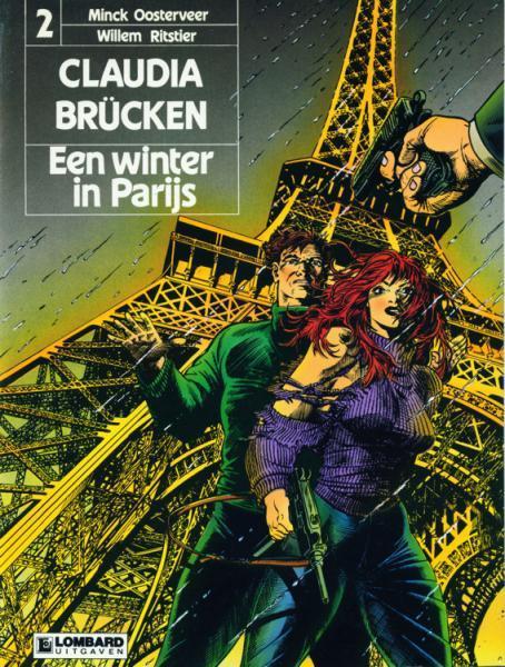 Claudia Brücken 2 Een winter in Parijs