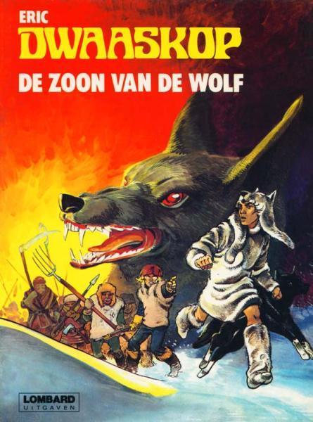 Dwaaskop 1 De zoon van de wolf
