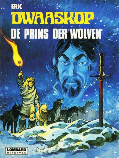 Dwaaskop 2 De prins der wolven