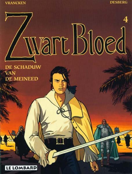 Zwart Bloed 4 De schaduw van de meineed