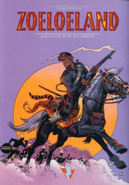 Zoeloeland 5 Sneller dan paarden