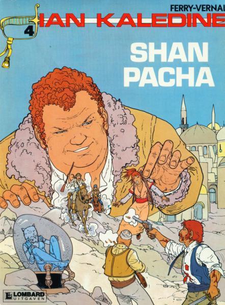 Ian Kaledine 4 Shan Pacha