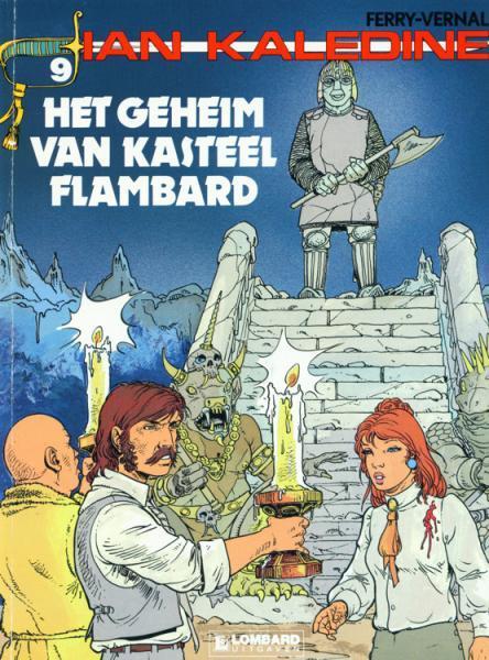 Ian Kaledine 9 Het geheim van Kasteel Flambard