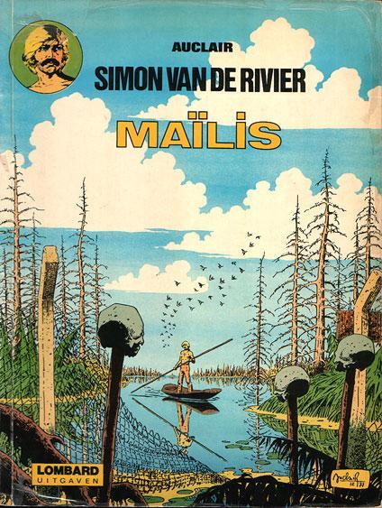 Simon van de rivier 3 Maïlis