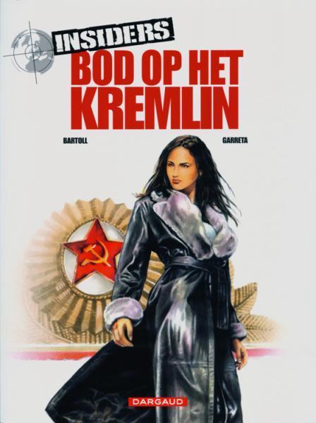 Insiders 5 Bod op het Kremlin
