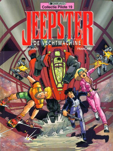 Jeepster 2 De vechtmachine