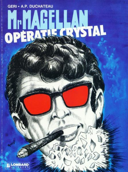 Mr. Magellan 6 Operatie Crystal