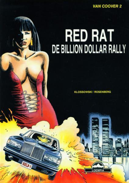 Van Coover 2 Red Rat de billion dollar rally