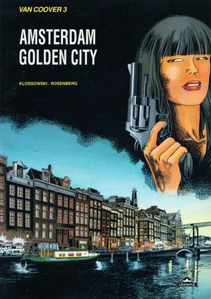 Van Coover 3 Amsterdam Golden City