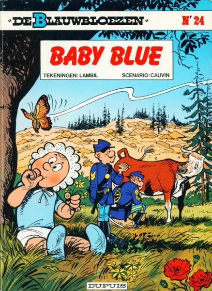 De Blauwbloezen 24 Baby Blue