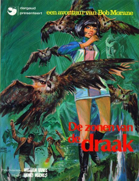Bob Morane (Dargaud) 4 De zonen van de draak