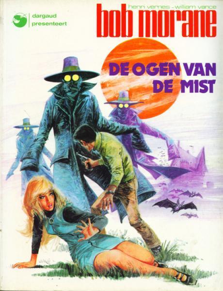 Bob Morane (Dargaud) 5 De ogen van de mist