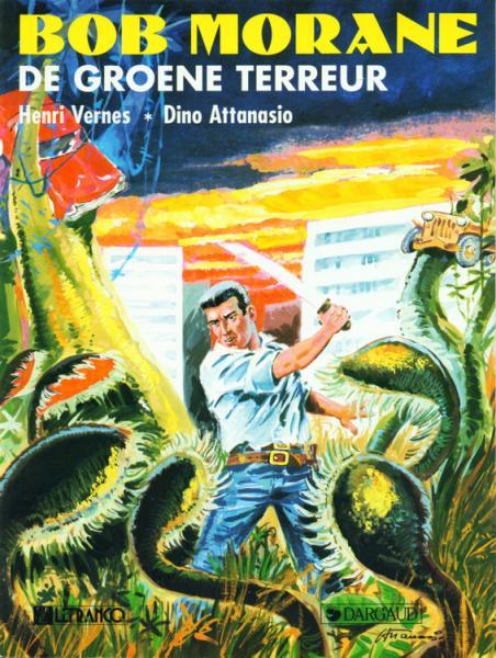 Bob Morane (Claude Lefrancq) 3 De groene terreur