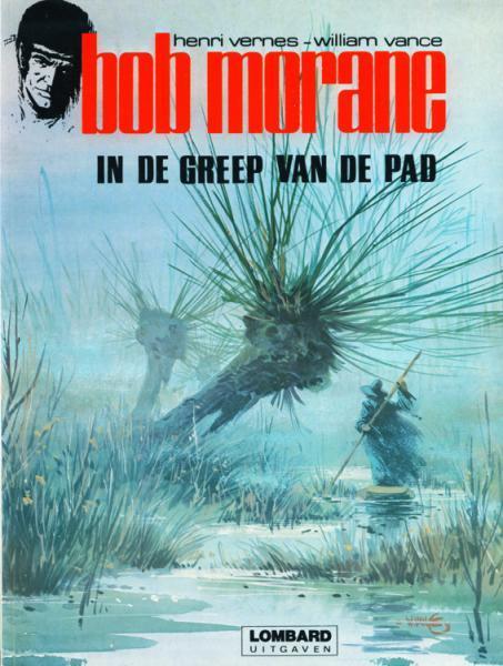 Bob Morane (Lombard/Helmond) 7 In de greep van de pad