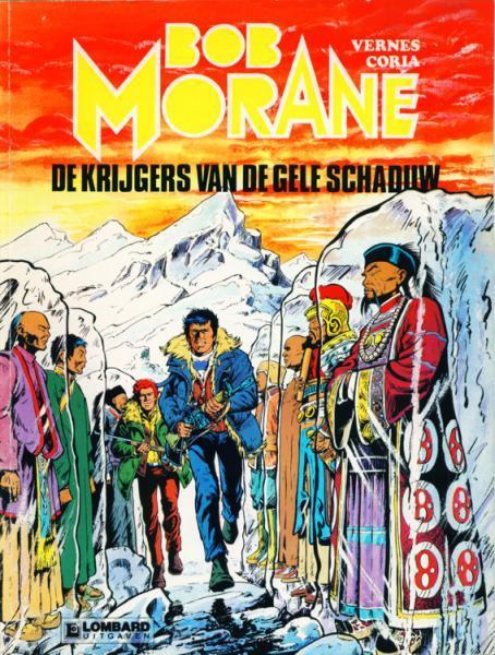 Bob Morane (Lombard/Helmond) 11 De krijgers van de gele schaduw