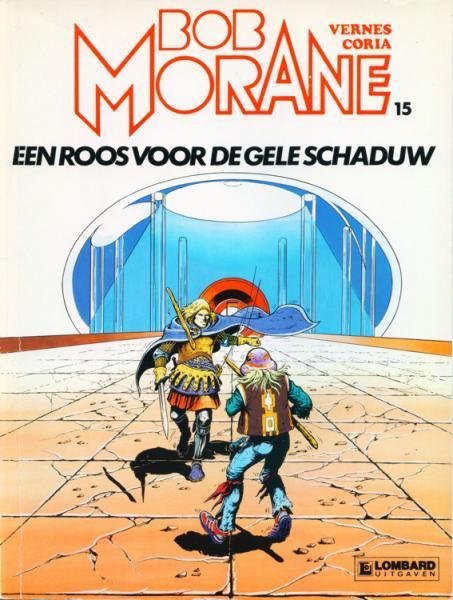 Bob Morane (Lombard/Helmond) 15 Een roos voor de gele schaduw