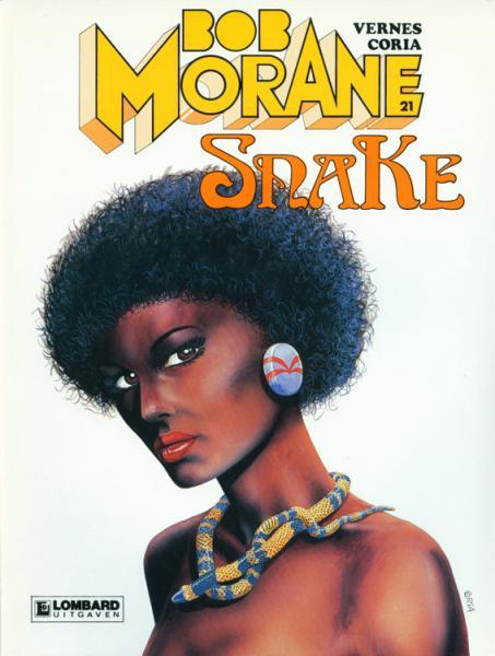 Bob Morane (Lombard/Helmond) 21 Snake