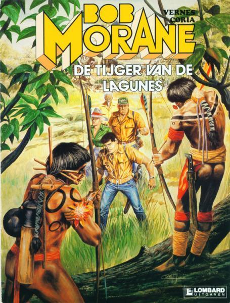 Bob Morane (Lombard/Helmond) 22 De tijger van de lagunes