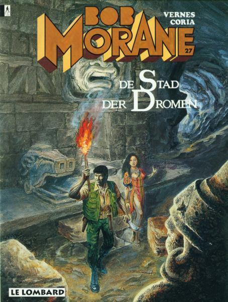 Bob Morane (Lombard/Helmond) 27 De stad der dromen
