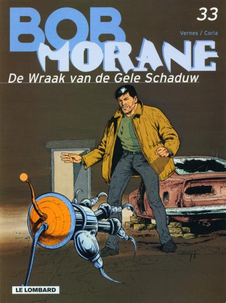 Bob Morane (Lombard/Helmond) 33 De wraak van de Gele Schaduw