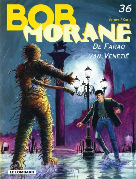 Bob Morane (Lombard/Helmond) 36 De farao van Veneti