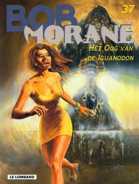 Bob Morane (Lombard/Helmond) 37 Het oog van de iguanodon