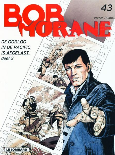 Bob Morane (Lombard/Helmond) 43 De oorlog in de Pacific is afgelast deel 2