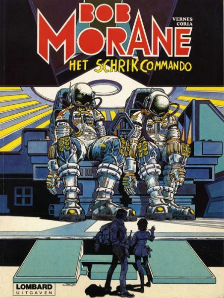 Bob Morane (Lombard/Helmond) 10 Het schrikcommando