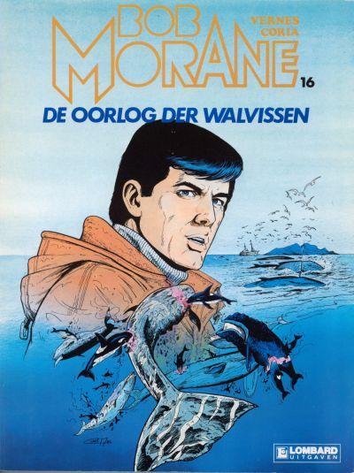Bob Morane (Lombard/Helmond) 16 De oorlog der walvissen
