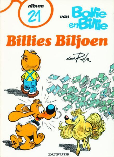 Bollie & Billie 21 Billies biljoen