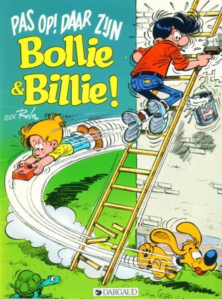 Bollie & Billie 22 Pas op! Daar zijn Bollie & Billie!