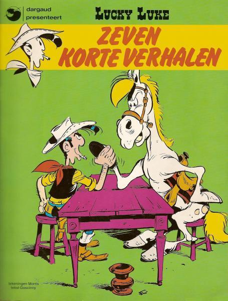 Lucky Luke (Dargaud/Lucky Comics) 15 Zeven korte verhalen