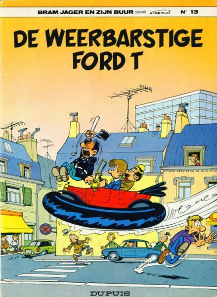 Bram Jager en zijn buur 13 De weerbarstige Ford T