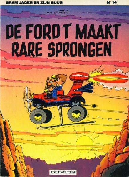 Bram Jager en zijn buur 14 De Ford T maakt rare sprongen